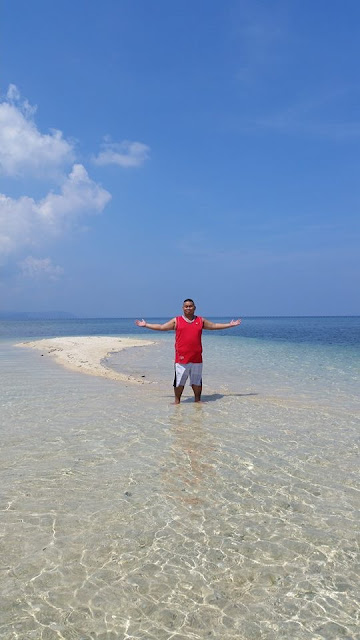 Campolabo Sandbar  Cebu Tourist Spot
