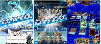 Download Yu-Gi-Oh! Duel Link Mod Apk