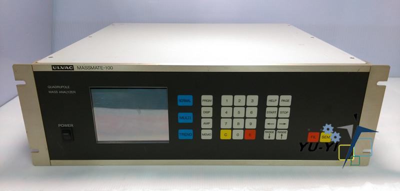 ULVAC MASSMATE-100 CONTROL