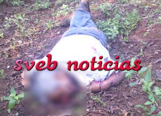 Hallan presuntamente ejecutado a un hombre en Xalapa Veracruz