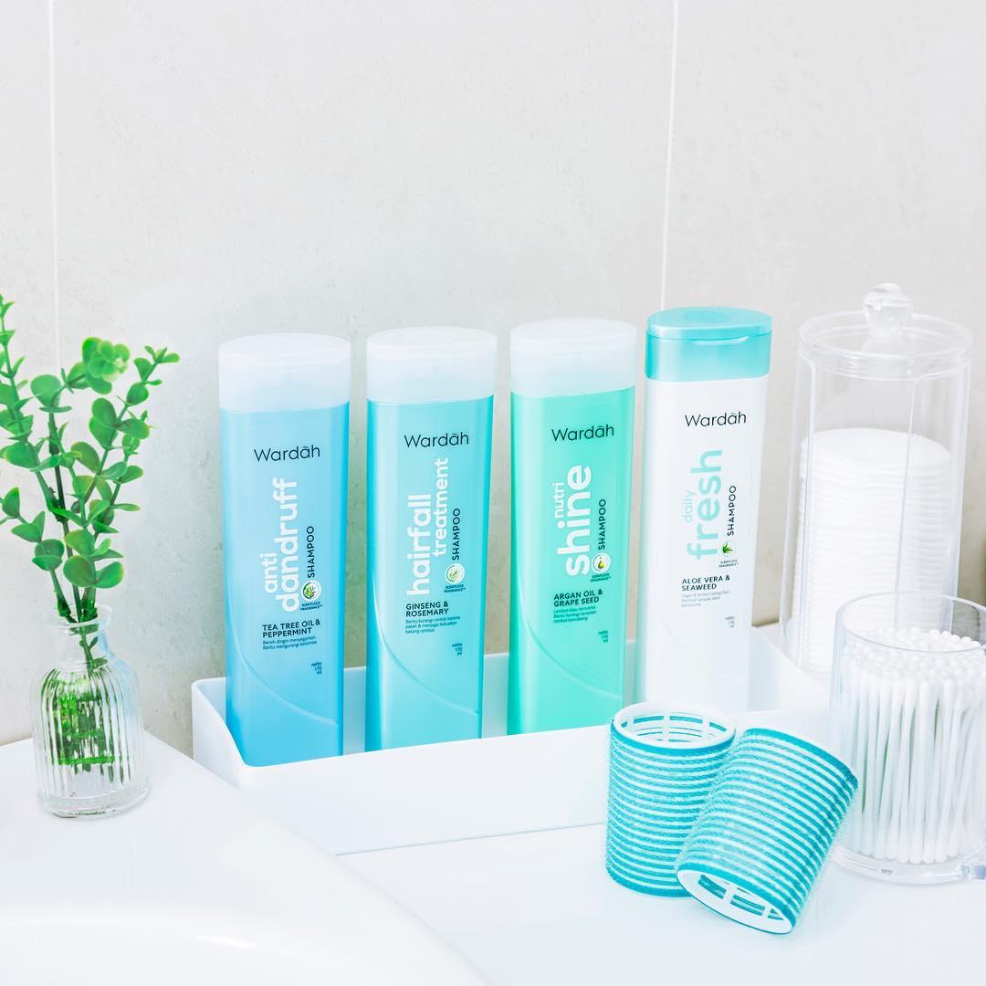 Wardah Shampoo