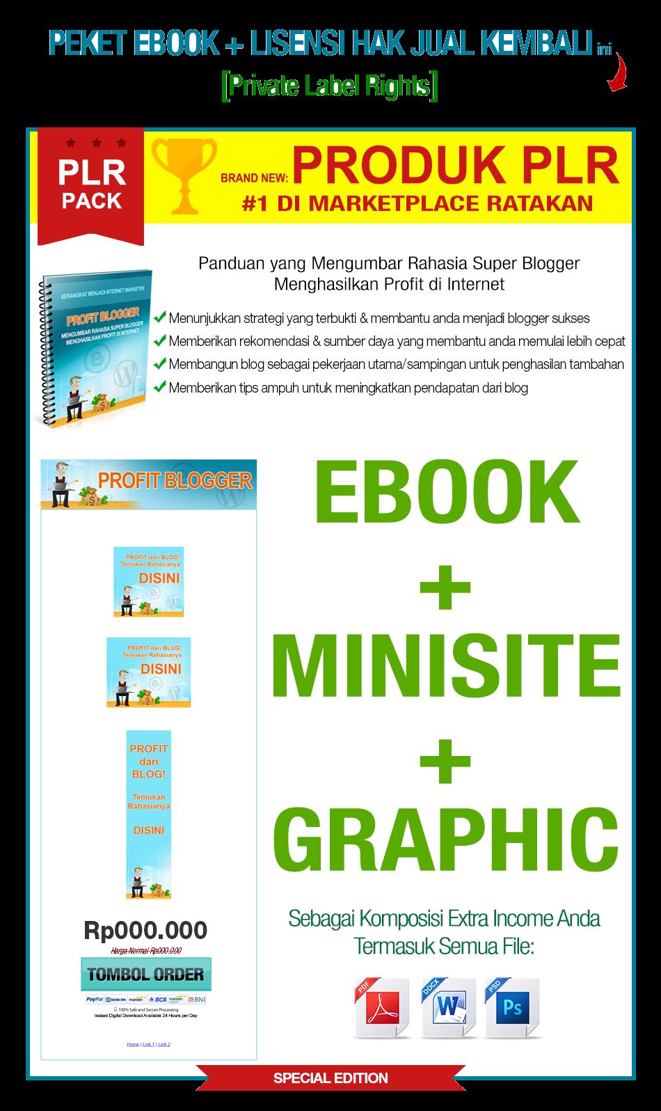 Review Profit Blogger (PRL)