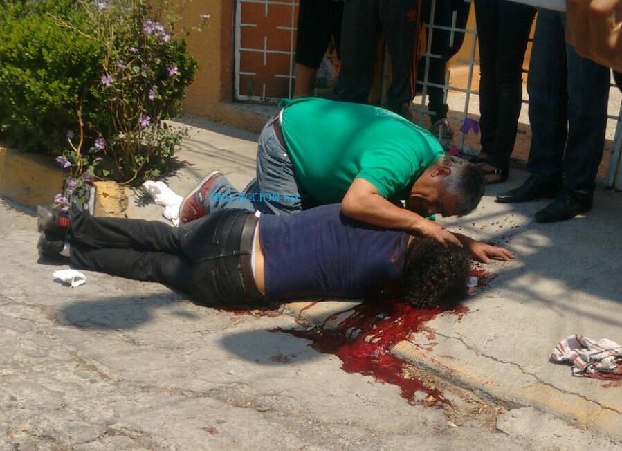 Asesinan a hombre al intentar robarle en jardines de for Jardin 7 hermanos ecatepec