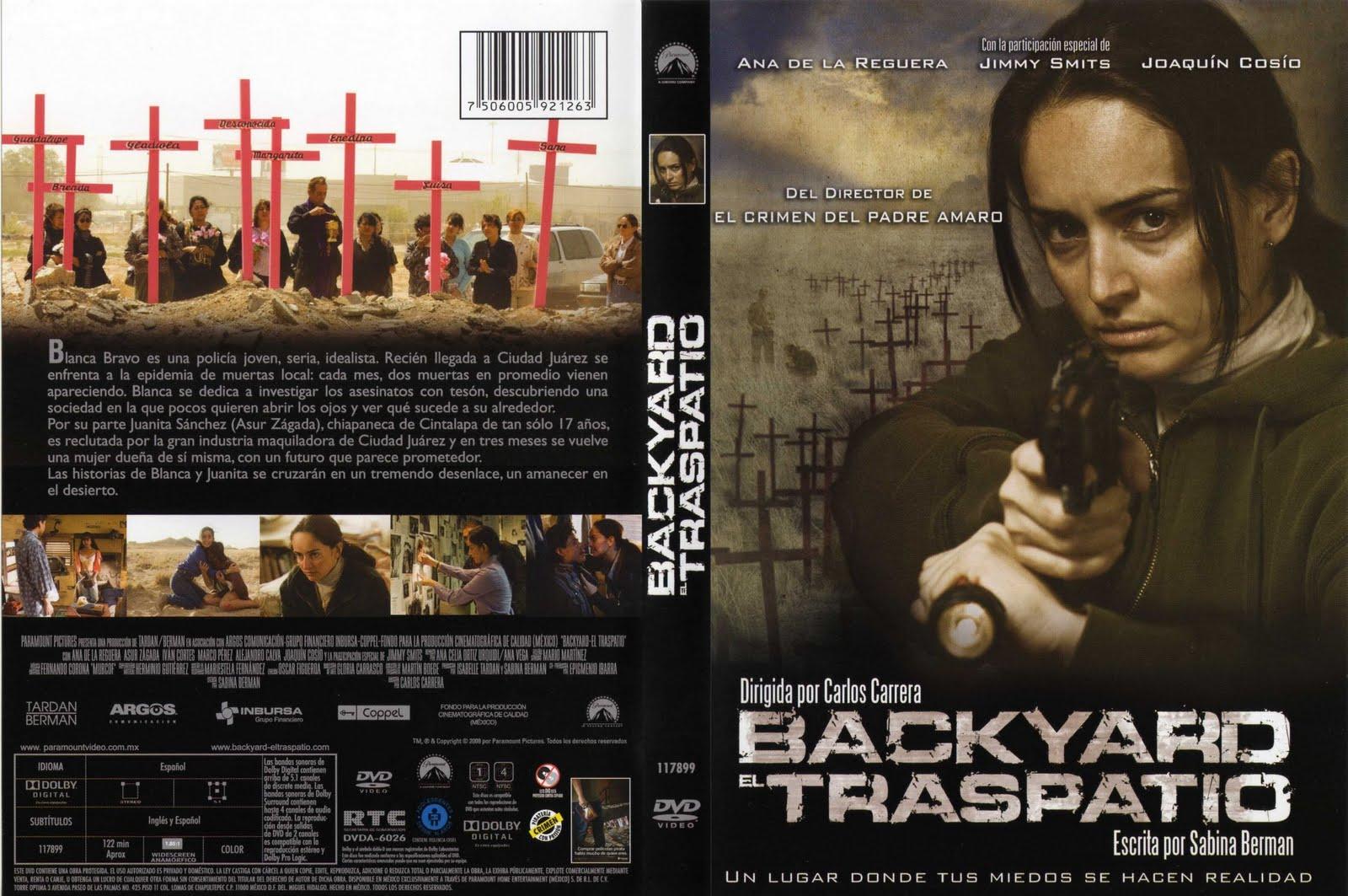 MANIA DIGITAL: Backyard: El Traspatio (2011)