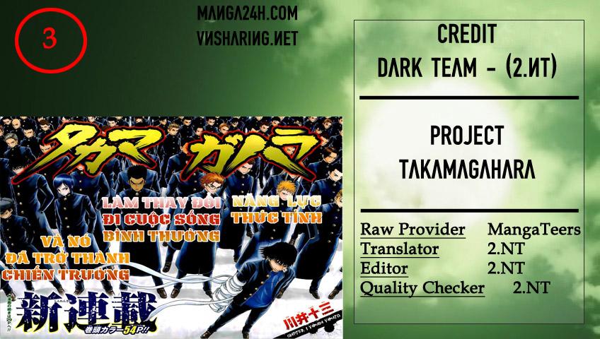 Takamagahara chap 3 trang 1