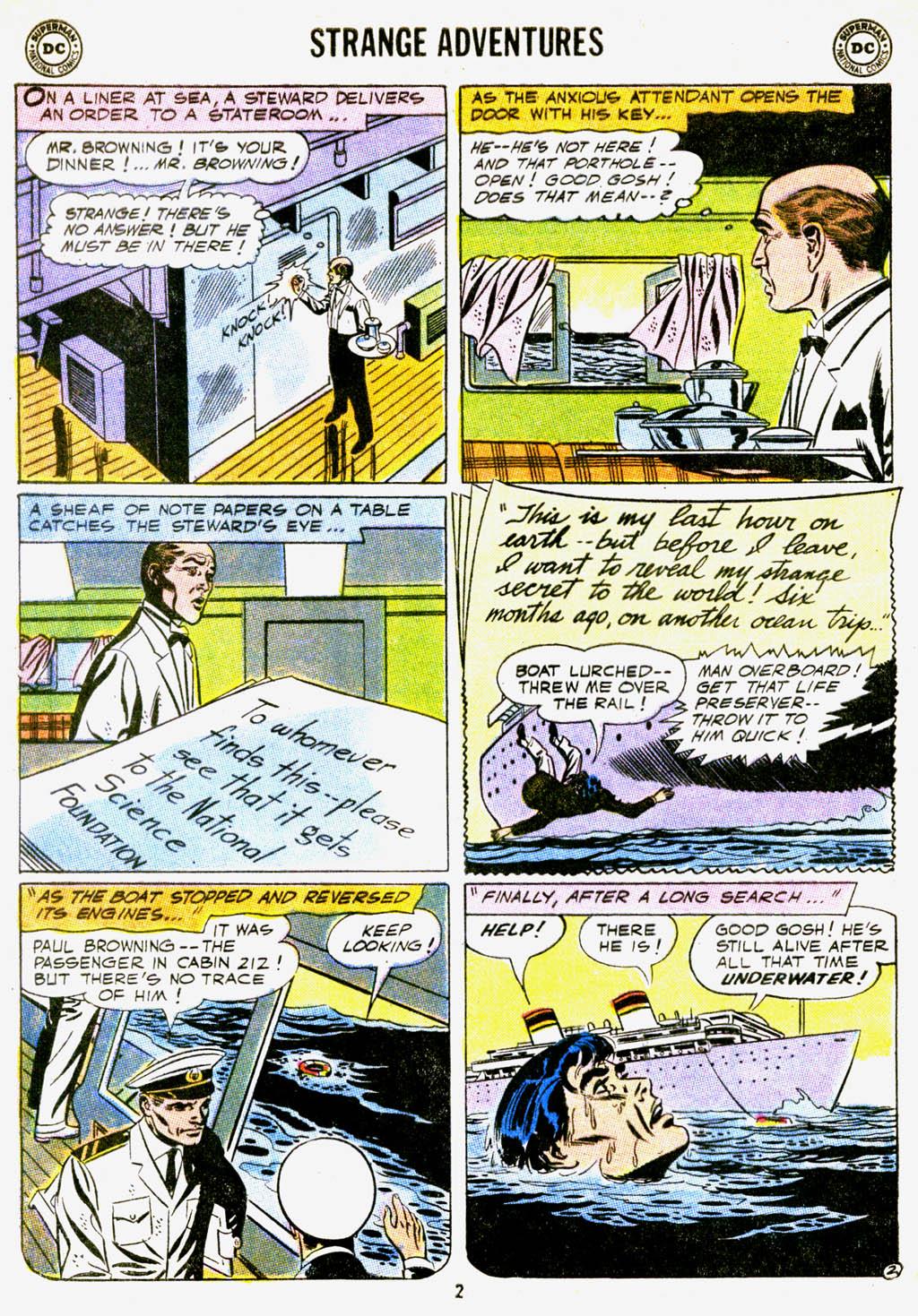 Strange Adventures (1950) issue 227 - Page 4