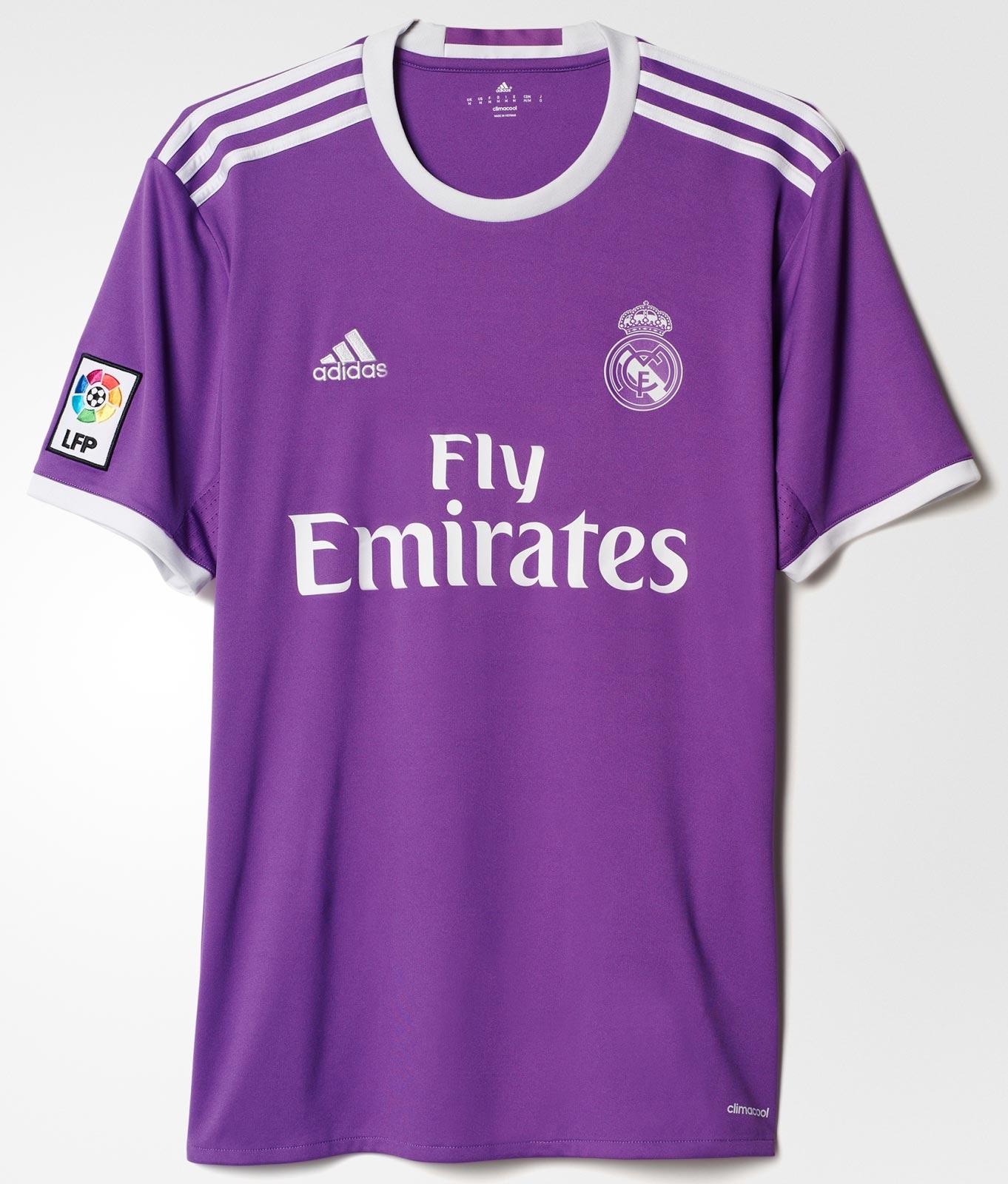 Favorite Adidas Real Madrid 2016 17 Kits 3rd Kit 1617