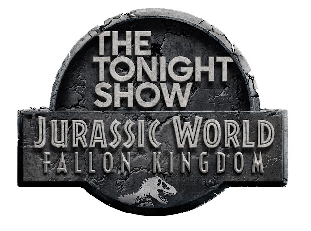 "Jurassic World: ""Fallon"" Kingdom on The Tonight Show."