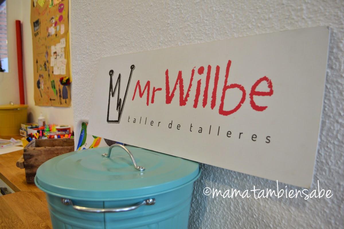 Talleres para la formación creativa MrWillBe