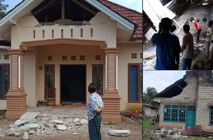 Terremoto Sumatra: Sisma M5,6 provoca feriti e distruzione in Indonesia.