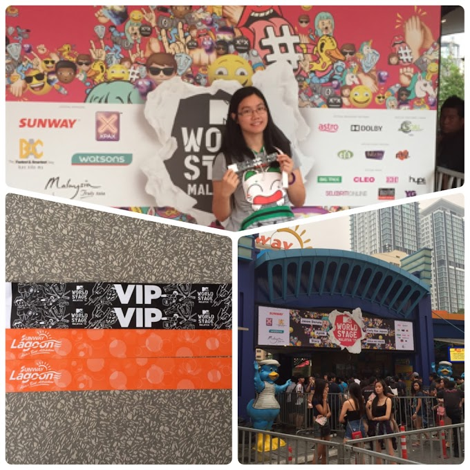 MTV World Stage Malaysia 2015 Concert