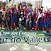 Atlético de Madri (Registro-SP) comemorou título e Cláudia  Mara o vice campeonato da Copa Campeões Fut Do Valle