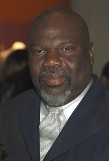 T.D. Jakes. Director of Not Easily Broken