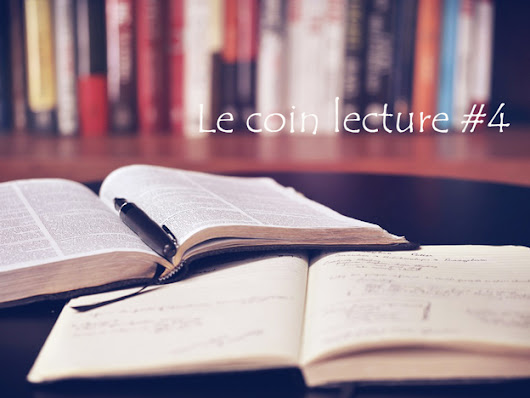 Le coin lecture #4