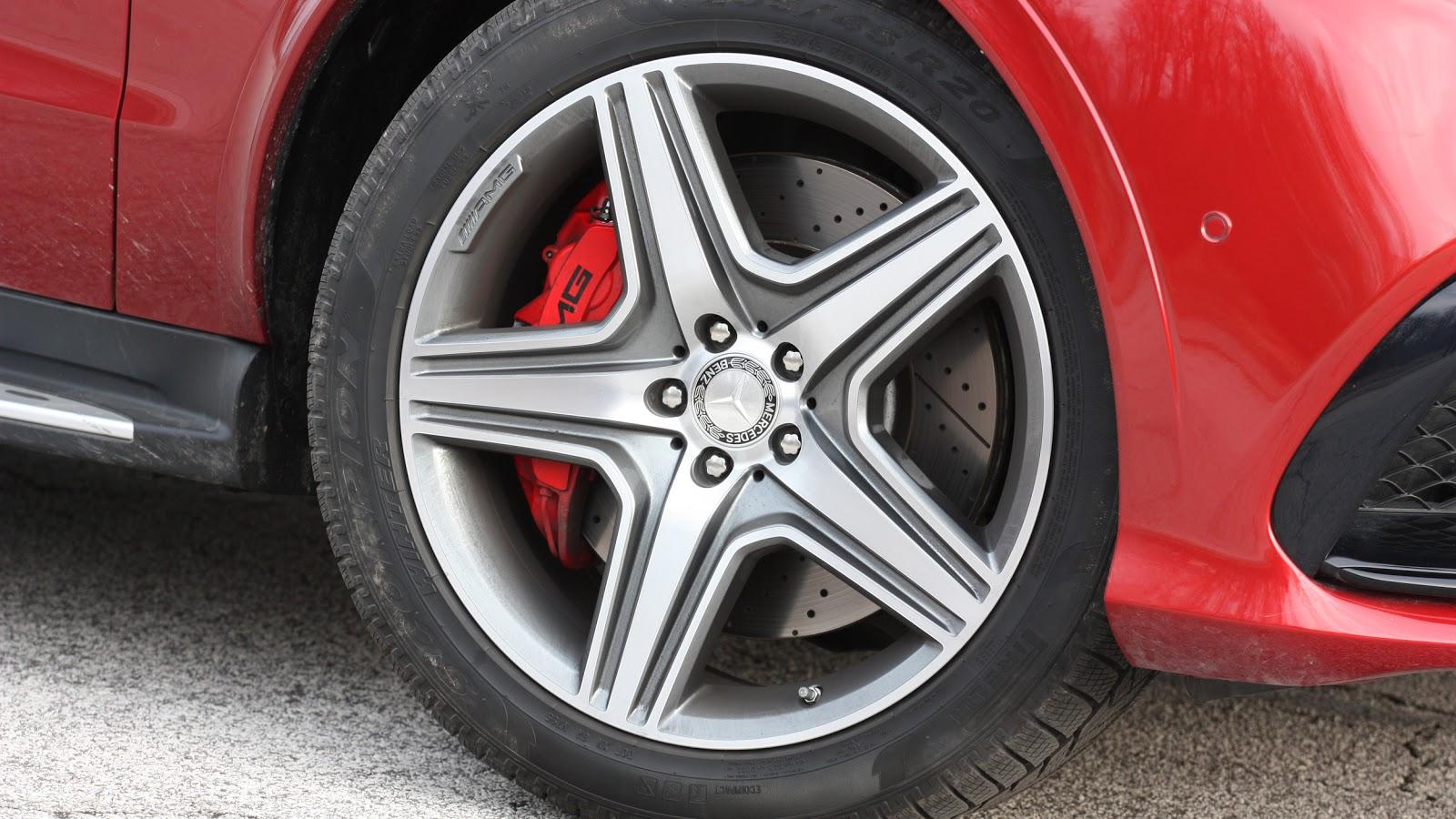 Đánh giá xe Mercedes AMG GLE63 S 2016