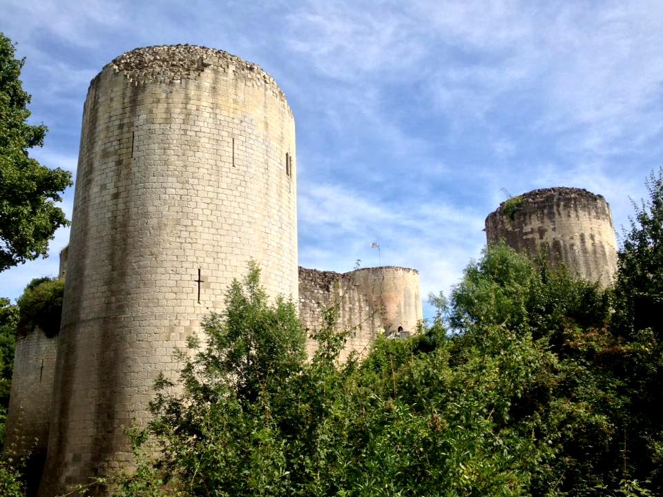 Château de Coudray-Salbart