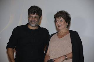 O diretor Pedro Vasconcelos está em sua quarta parceria com Elizabeth Jhin, na novela 'Espelho da Vida'