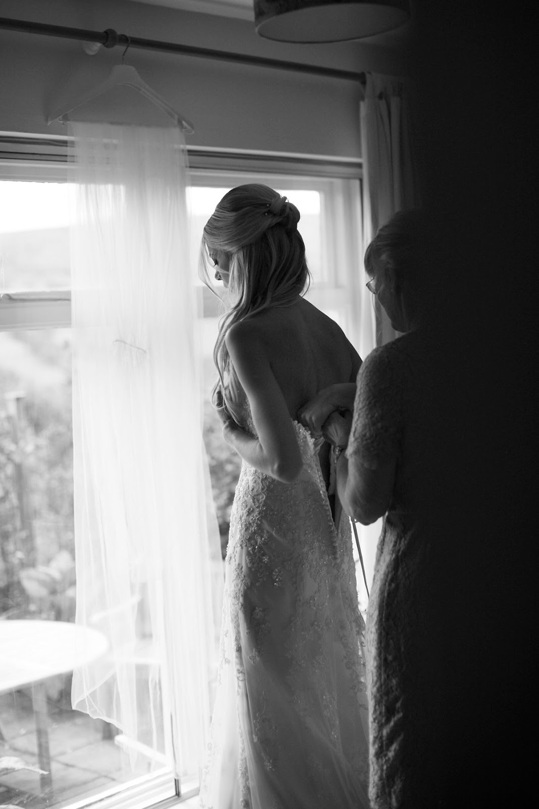 Our Wedding: Getting Ready On The Big Day