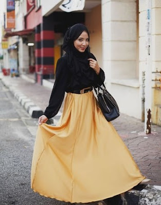 fashion hijab modern