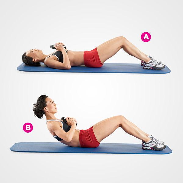 5 bài tập gym toàn thân cho cơ thể bớt chảy xệ