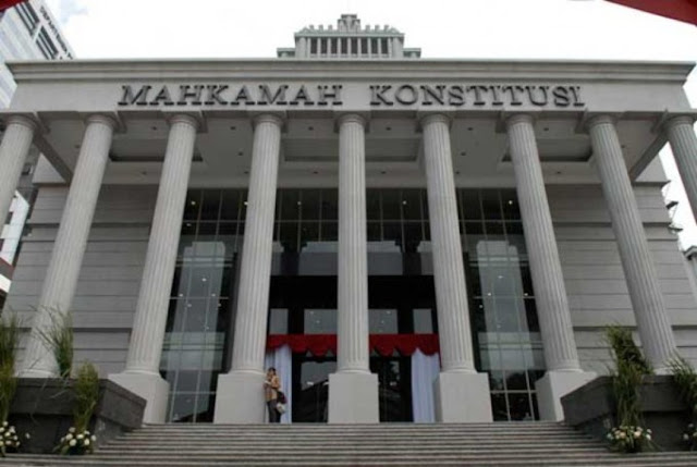 MK Resmi Mulai Buka Pendaftaran Perkara Sengketa Pilkada 2018