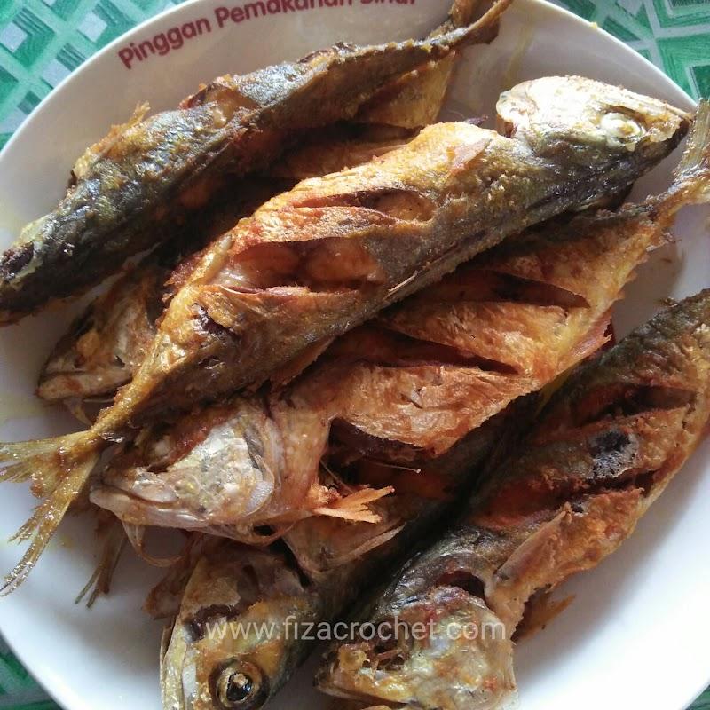 Pencicah Ikan Yang Sedap, Air Tangan Suami