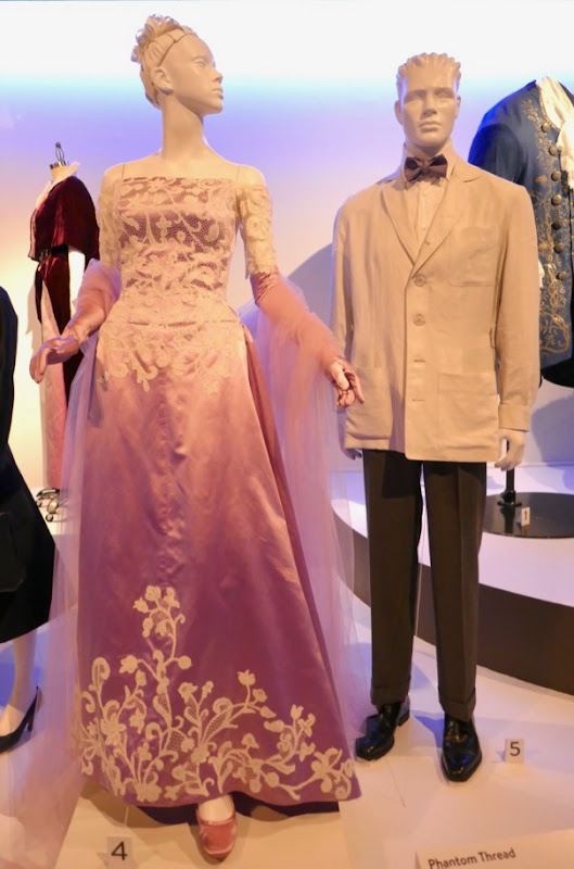Phantom Thread Alma Reynolds Woodcock costumes