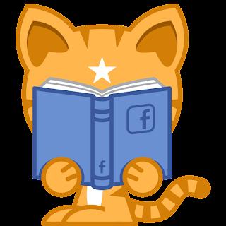 Sticker Facebook Mango