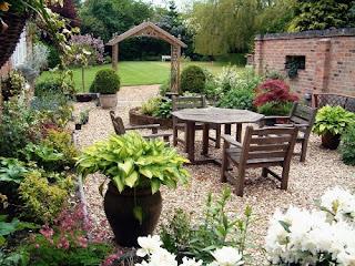 6 tips to design Minimalist Modern Home Garden