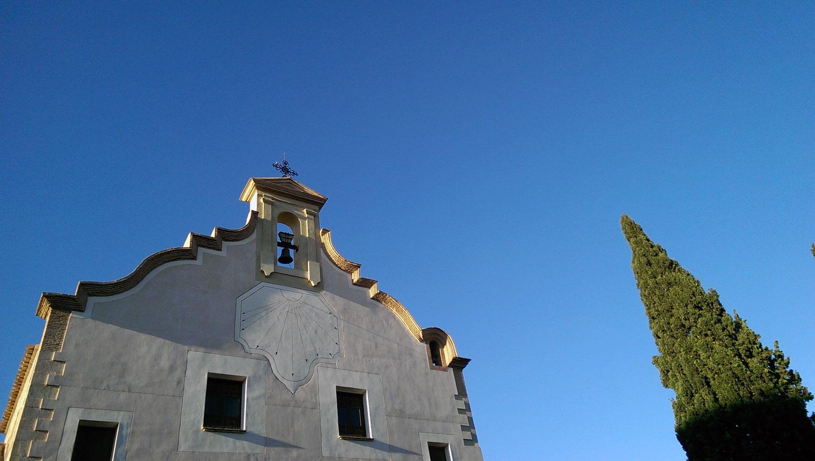 Antigua iglesia de los Escolapios de Yecla