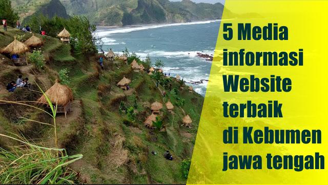 Media informasi Website terbaik di Kebumen jawa tengah