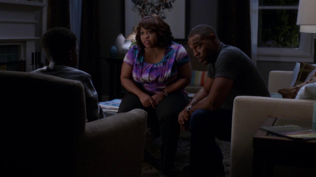 Grey's Anatomy 14x10 Personal Jesus Bailey The Talk Tuck