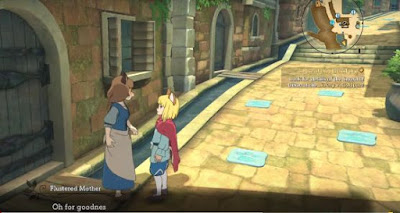Ni No Kuni 2, Time for Tea, Quest 146, Quest Giver, Mother