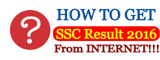 How to Get SSC Result 2016 from Internet?
