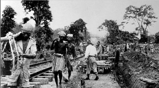 Pengaruh penjajahan inggris serta kebijakan Stamford Raffles di indonesia - berbagaireviews.com