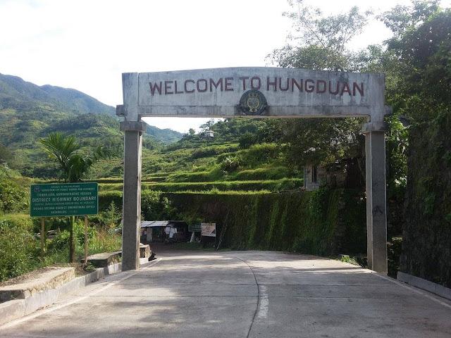 Hungduan, Ifugao