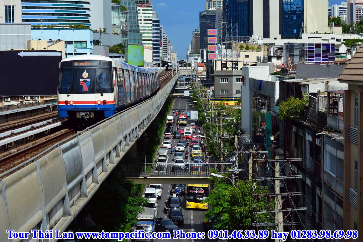 Những vấn đề liên quan đến phương tiện giao thông tại Thái Lan nên lưu ý