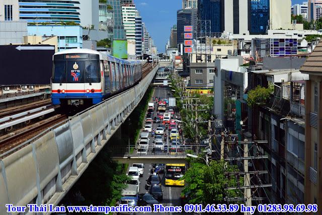 Những vấn đề liên quan đến phương tiện giao thông tại Thái Lan mà bạn nên lưu ý ngay