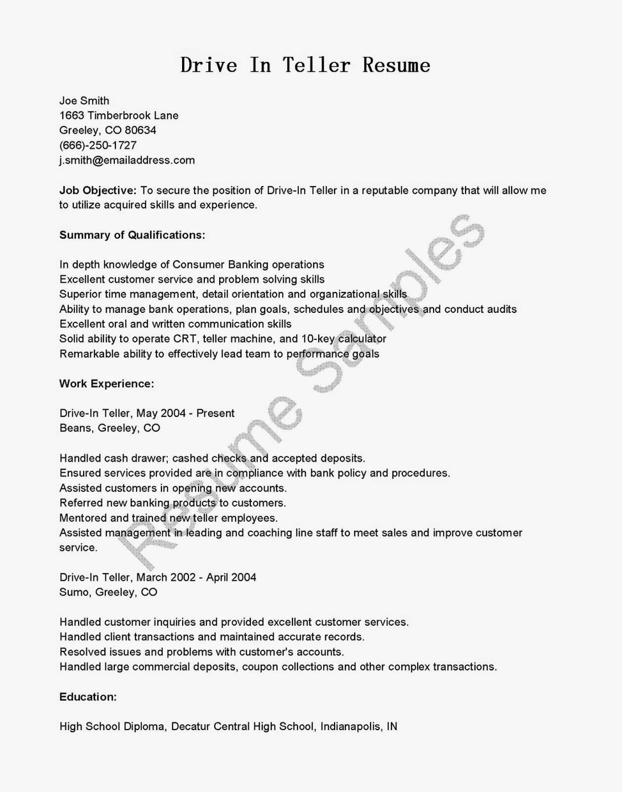 resume Resume Examples Bank Teller coates library plagiarism detection free resume for banking jobs how to write bank pdf download the objective of a