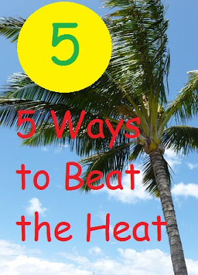 5 Ways to Beat the Heat by @eatrunsail