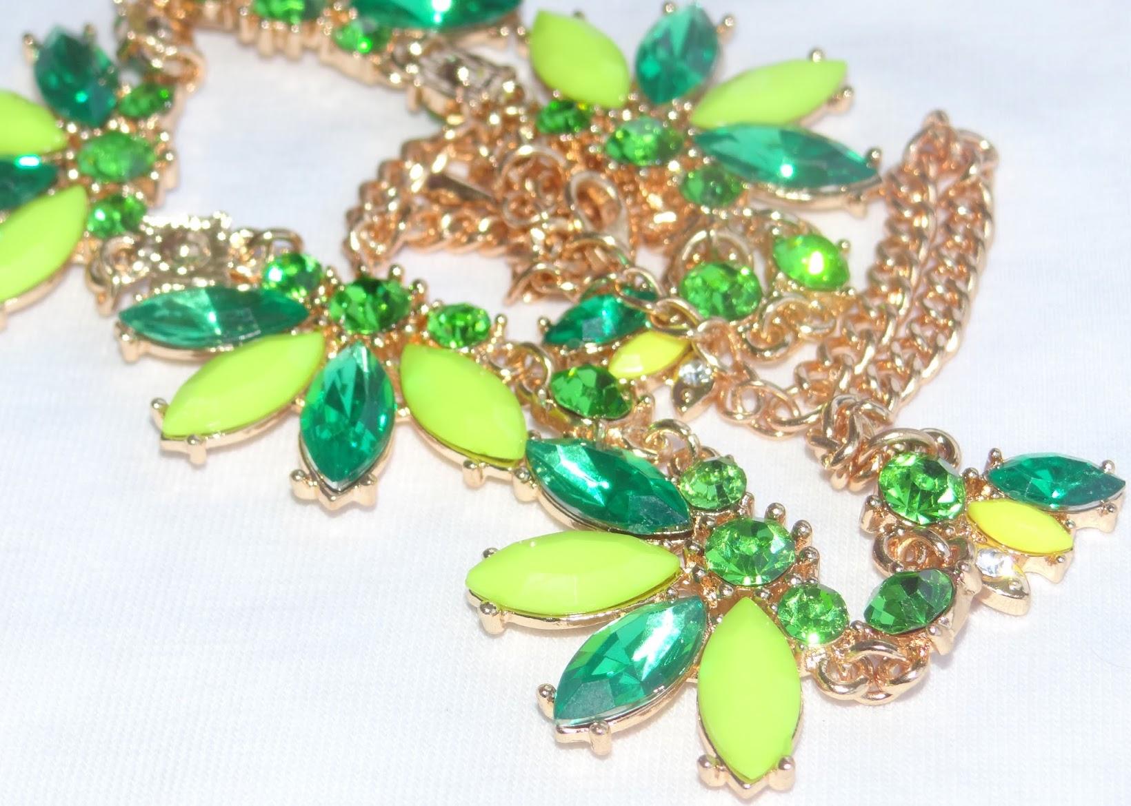 My Born Pretty Store haul- Jewellery again, Chamber of Beauty