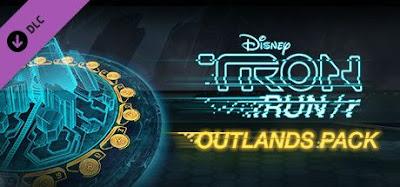 اختيارات في العبة TRON RUNr Outlands Pack