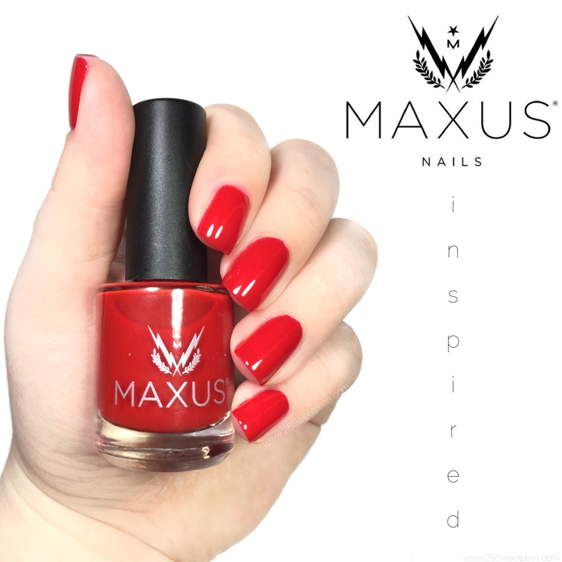 Maxus Nail Polish Inspired