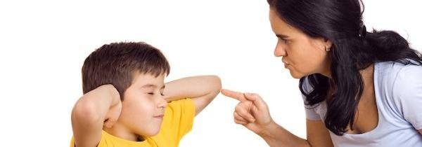 Çocuklarda Saygısız Davranışlar
