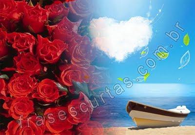 Coração Apaixonado Mensagens De Amor Frases Curtas