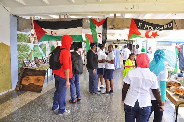 رابطة الطلبة الصحراويين الدارسين بكوبا تطالب بإطلاق سراح جميع المعتقلين السياسيين الصحراويين بسجون الاحتلال المغربي