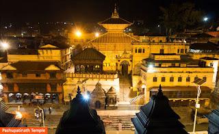 Cover Photo: Pashupatinath Temple