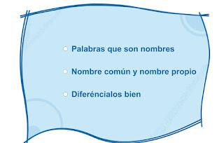http://capitaneducacion.blogspot.com.es/2017/11/3-primaria-lengua-los-nombres-clases-de.html