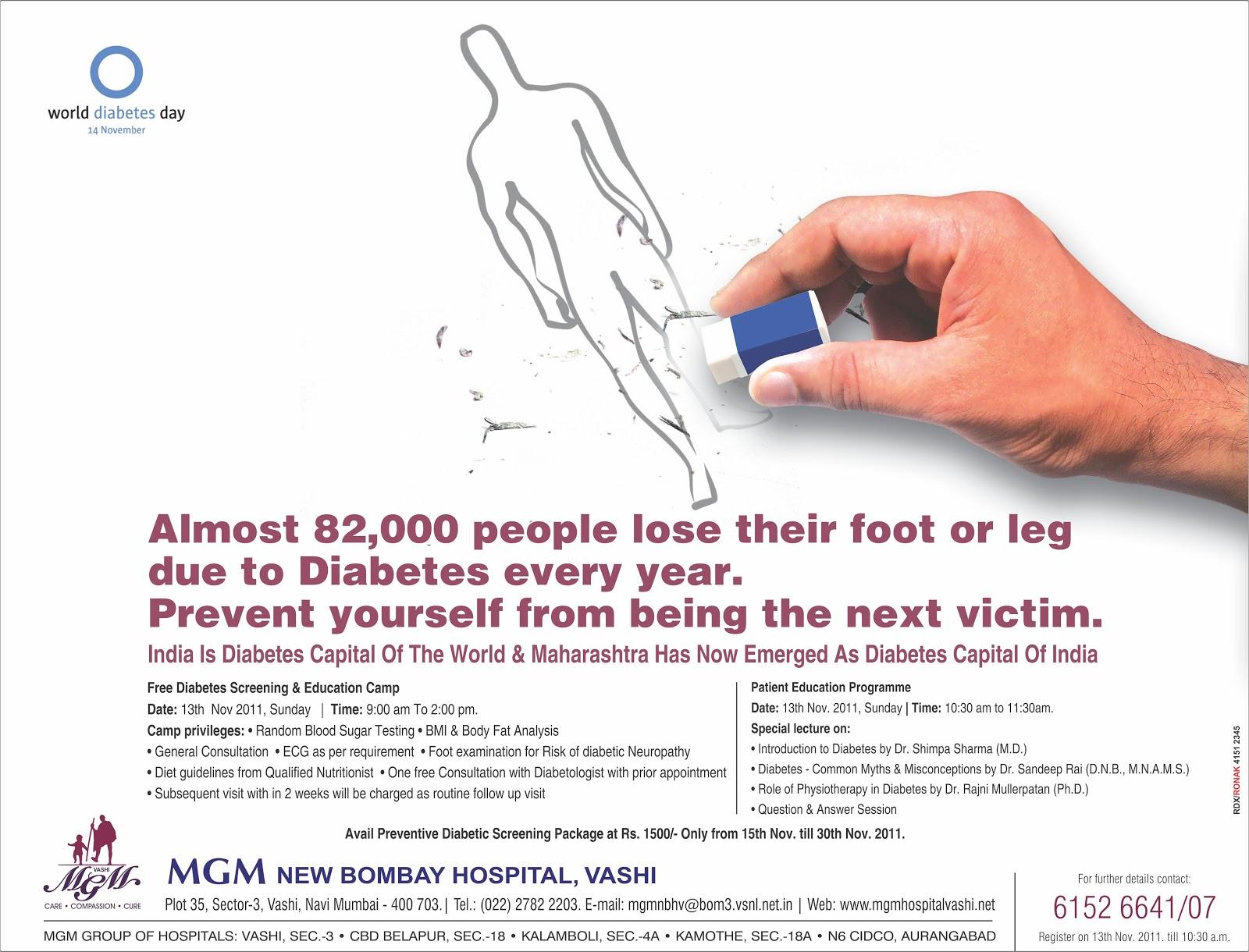 Adhs und diabetes