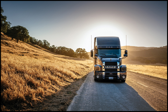 Mack Trucks Design Team wins IDEA Award for the all-new Mack Anthem